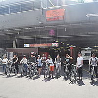 Sport & Fun on a Bike tour