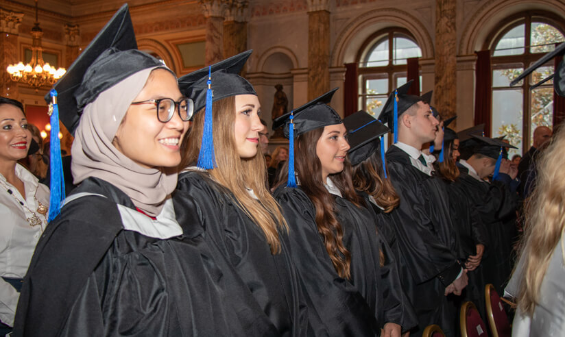 Graduation Ceremony - Class of December 2019